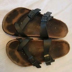 Birkinstock Black Mayari Sandals Size 36 5-5.5